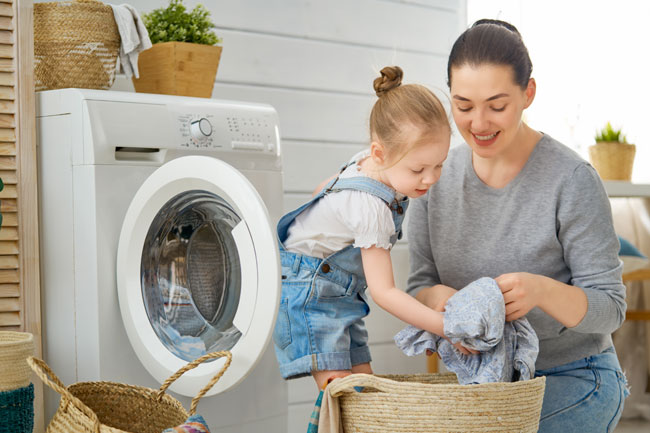 Pre Owned Laundry Equipment